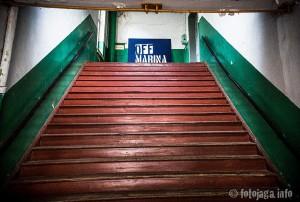OFF Marina  - wejście główne